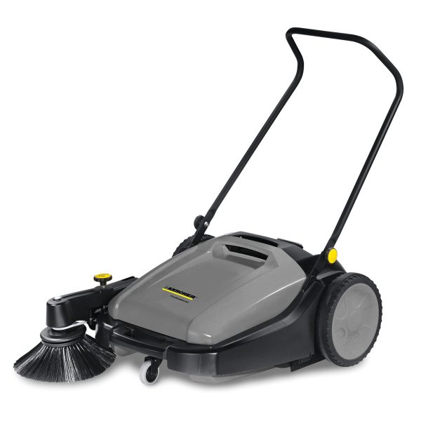 Compact Push Sweepers