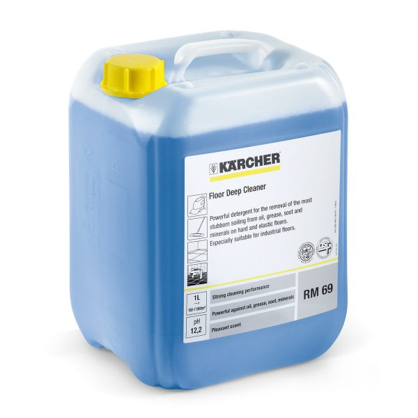 Karcher Scrubber Dryer Detergents