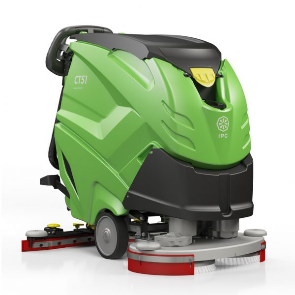 IPC Scrubber Dryers